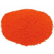 Orange Glass Seed Beads Beading Sz 11/0 Approx 400g