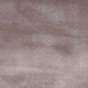 140cm Wide C858 Grey, Solid Plain Velvet Automotive, Residential and Commercial Upholstery Velvet By The Yard