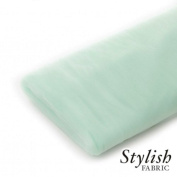 Mint Tulle Fabric - 40 Yards Per Bolt