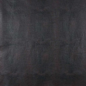 140cm G012 Burgundy Red, Alligator Faux Leather Vinyl By The Yard