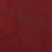 140cm G580 Dark Red, Upholstery Grade Recycled Leather (Bonded Leather) By The Yard