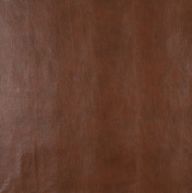 140cm G524 Pecan Brown, Upholstery Grade Recycled Leather (Bonded Leather) By The Yard