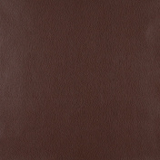 140cm G505 Brown, Upholstery Grade Recycled Leather (Bonded Leather) By The Yard