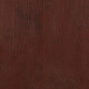 140cm G582 Sienna Brown, Upholstery Grade Recycled Leather (Bonded Leather) By The Yard