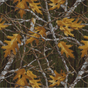 Leaves & Branches Fleece Throw Blanket with Finished Edges By Wild Wings