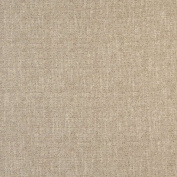 140cm Wide B405 Beige, Textured Solid Jacquard Upholstery Fabric By The Yard