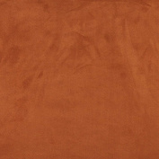 140cm Wide C062 Copper Brown, Microsuede Upholstery Grade Fabric By The Yard