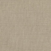 Sunbrella Rib Taupe / Antique Beige #7761 Indoor / Outdoor Upholstery Fabric