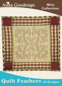 Anita Goodesign Embroidery Designs Cd Quilt Feathers