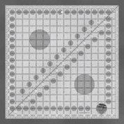 Creative Grids Quilting Ruler 42cm Square