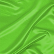 Apple Green Satin Fabric 150cm /150cm x 10yd