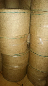 15cm Inch Burlap Roll - 100 Yards