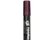 FabricMate Chisel Tip Fabric Marker, Crimson