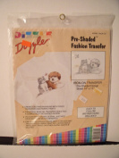 Dizzle Pre Shaded Fashion Transfer Dogs and Cats