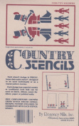 Toy Soldiers #33598 Country Stencils By Regency Mills