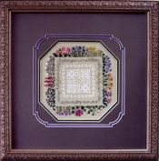 Perennial Border - Cross Stitch Pattern