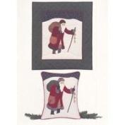 Bell-Ringer Santa by Jan Kornfeind - Collectors Choice Olde Santa Series - 9th in series