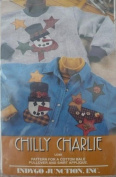 Chilly Charlie : Pattern for a Cotton Bale Pullover and Shirt Applique