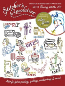 Stitcher's Revolution Iron-On Embroidery Patterns SR14 Roaring into the 20s