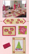Poinsettia Christmas Quilt Pattern By Cindy Walter