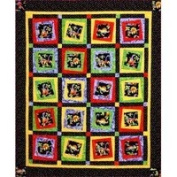 Kids' Night In Quilt Pattern By Chris Porter