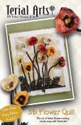 Terial Arts Patterns-3D Flower Quilt