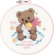 Dimensions Needlecrafts Counted Cross Stitch, Dreaming Birth Record