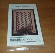 Holly Ribbons Pattern