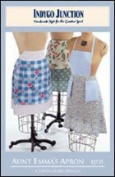 Aunt Emma's Apron - Pattern By Indygo Junction