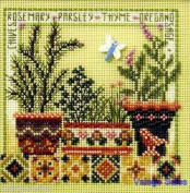 Herb Garden - Cross Stitch Kit