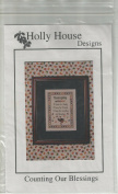 Counting Our Blessings Cross Stitch Pattern