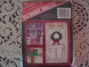 Easy Counted Cross Stitch Memory Boxes Welcome Kit