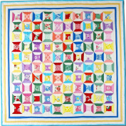 American Jane Patterns Topsy Turvy Quilt