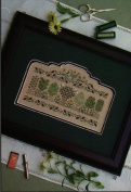 Summer Arbour - Cross Stitch Pattern
