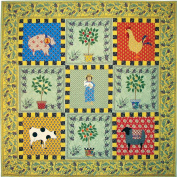 American Jane Patterns Country French Quilt