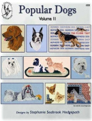 Pegasus Originals Popular Dogs Vol. II Counted Cross Stitch Chart Pack