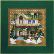 Needlework Shop - Christmas Village - Cross Stitch Kit