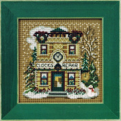 Clock Shoppe - Cross Stitch Kit