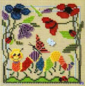 Mill Hill Buttons Beads Cross Stitch Kit - Garden Buddies
