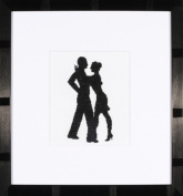 Lanarte Counted Cross Stitch Kit - Dancing Couple 2