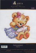Alisa Needlecraft, Counted Cross Stitch Kit, Love Is Embroidery