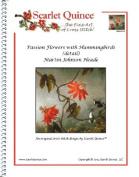 Passion Flowers and Hummingbirds (detail) - Martin Johnson Heade