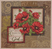 Bucilla 45651 Counted Cross Stitch Picture Kits, Wonder Works of God