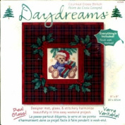 Dimensions Daydreams Harmony Under Glass Bear Counted Cross Stitch Kit