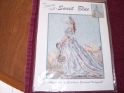 Sweet Blue Counted Cross Stitch Chart