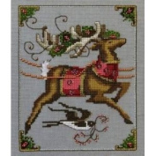 Cupid Cross Stitch Pattern