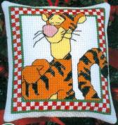 Leisure Arts Tigger Ornament Cross Stitch Kit