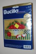 Bucilla Needlepoint Bowl of Apples #4761 Craft Kit