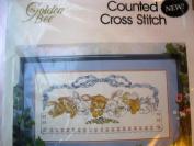 Bunny Babies' Sweet Dreams Cross Stitch Kit