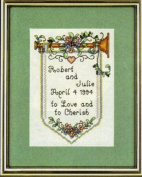 Banner Day, A - Cross Stitch Kit
